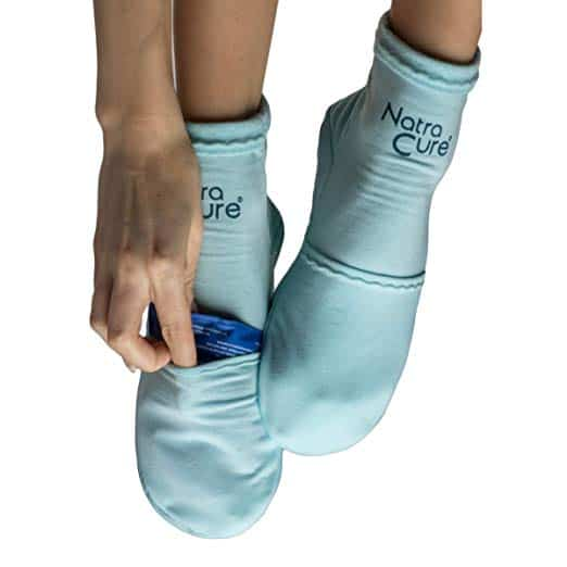 Ice Pack Socks For Plantar Fascitis