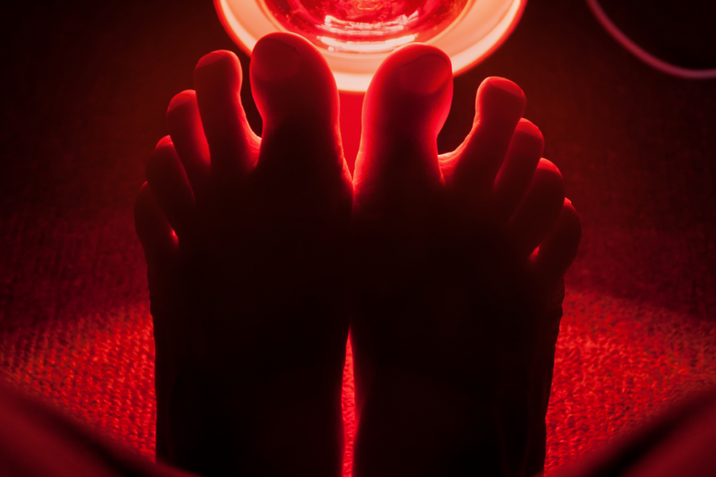 infared light therapy for plantar fasciitis